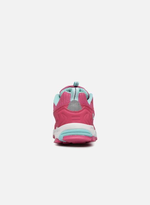 Chaussures de sport Kimberfeel DANAY Rose vue droite