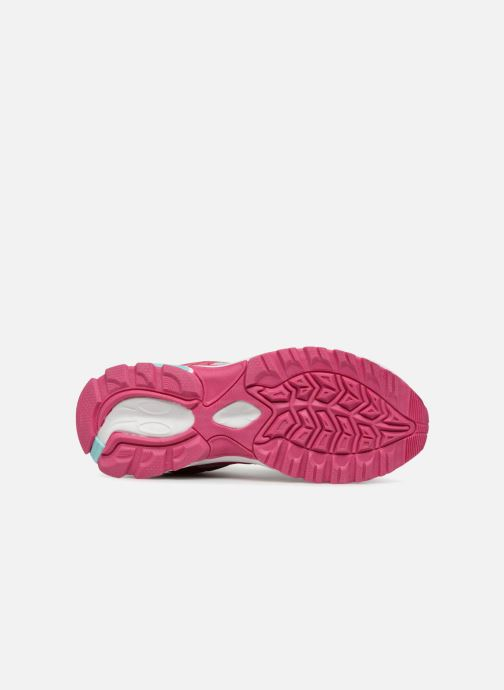 Chaussures de sport Kimberfeel DANAY Rose vue haut