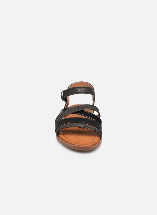 Sandales et nu-pieds I Love Shoes FITEA Size + Noir vue portées chaussures