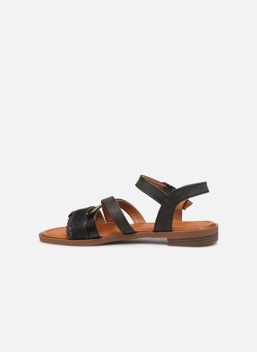 Sandales et nu-pieds I Love Shoes FITEA Size + Noir vue face