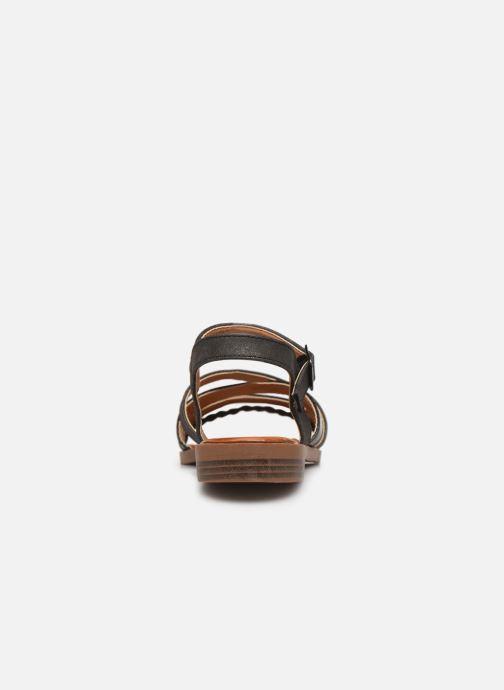 Sandales et nu-pieds I Love Shoes FITEA Size + Noir vue droite