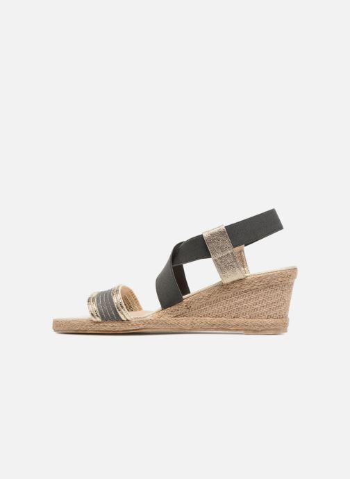 Sandales et nu-pieds I Love Shoes FITESPA Size + Noir vue face