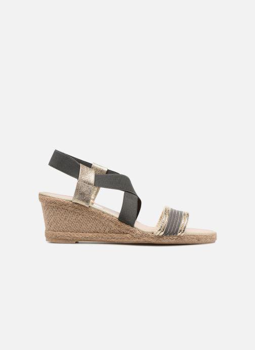 Sandales et nu-pieds I Love Shoes FITESPA Size + Noir vue derrière