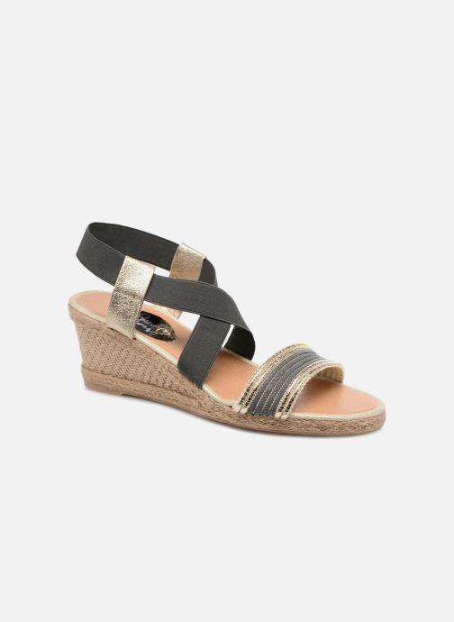 Sandales et nu-pieds I Love Shoes FITESPA Size + Noir vue détail/paire