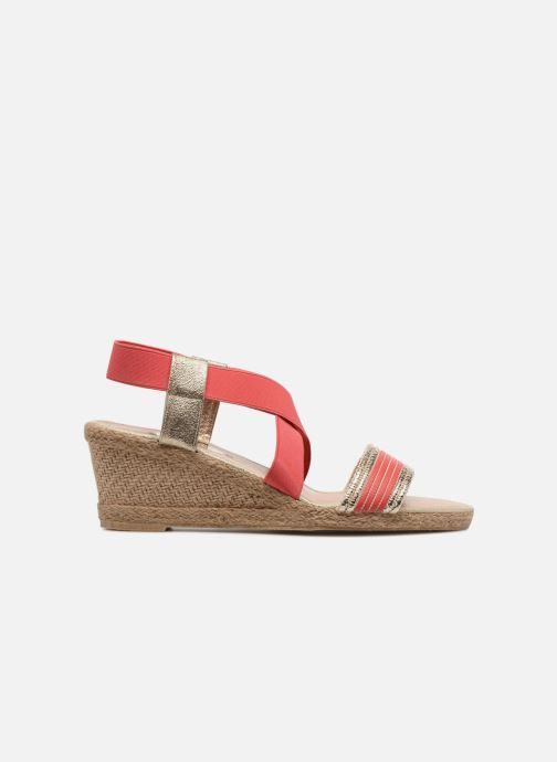 Sandales et nu-pieds I Love Shoes FITESPA Size + Orange vue derrière