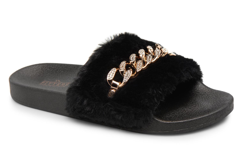 Mules et sabots I Love Shoes FIMULE Size + Noir vue détail/paire