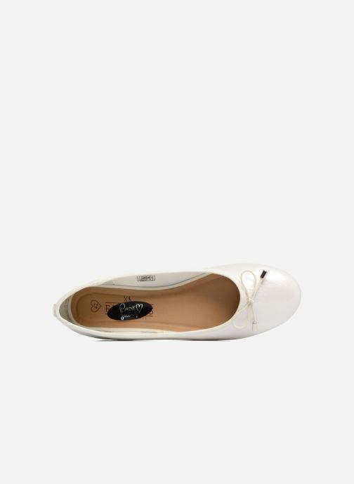 Ballerines I Love Shoes FAVE 2 Size + Beige vue gauche