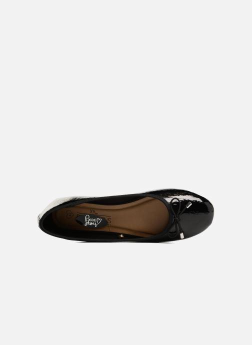 Ballerines I Love Shoes THAVE 2 Size + Noir vue gauche