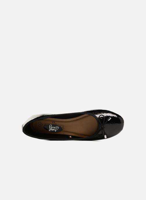 Ballerines I Love Shoes FAVE 2 Size + Noir vue gauche