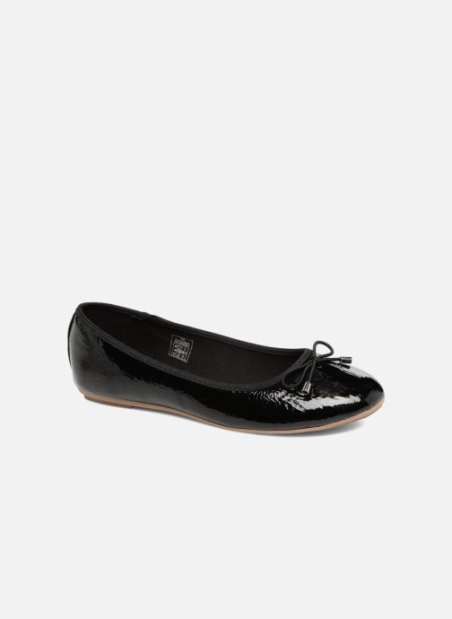 Ballet pumps I Love Shoes FAVE 2 Size + Black detailed view/ Pair view