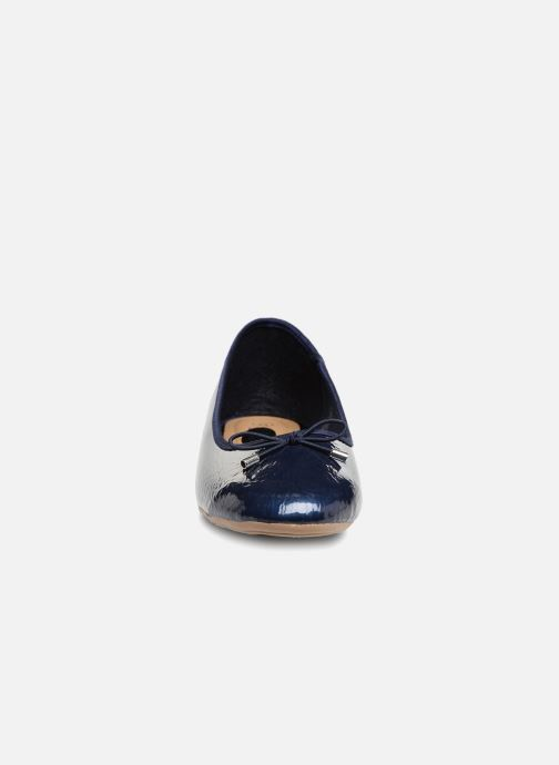 Ballerines I Love Shoes THAVE 2 Size + Bleu vue portées chaussures
