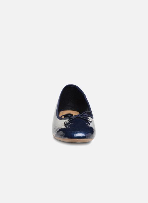 Ballerines I Love Shoes FAVE 2 Size + Bleu vue portées chaussures