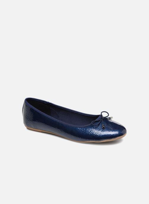 Ballerines I Love Shoes THAVE 2 Size + Bleu vue détail/paire
