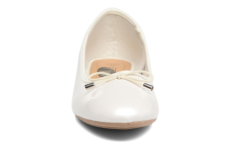 Ballerines I Love Shoes THAVE 2 Size + Beige vue portées chaussures