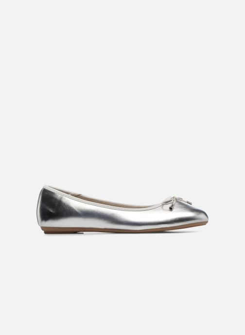 Ballerinaer I Love Shoes FIBAL Size + Sølv se bagfra