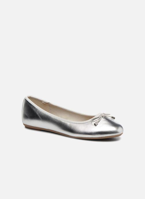 Ballerinaer I Love Shoes FIBAL Size + Sølv detaljeret billede af skoene