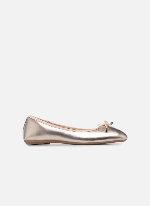 Bailarinas I Love Shoes FIBAL Size + Oro y bronce vistra trasera