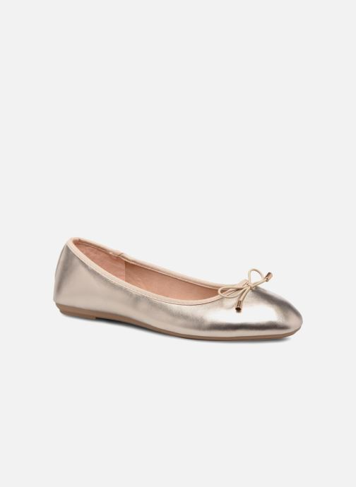 Ballerines I Love Shoes FIBAL Size + Or et bronze vue détail/paire