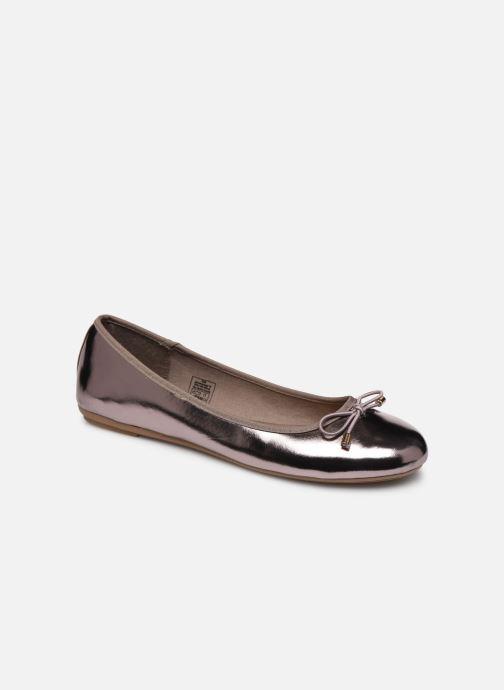 Bailarinas I Love Shoes FIBAL Size + Plateado vista de detalle / par