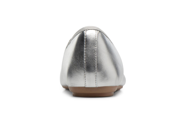 Ballerines I Love Shoes FIBAL Size + Argent vue droite