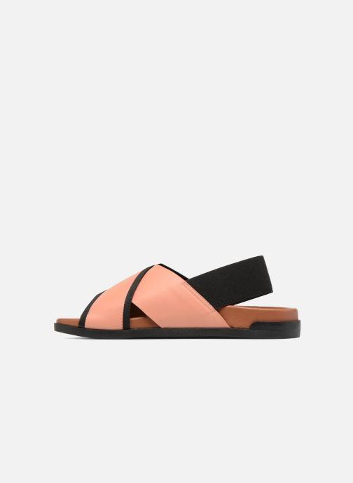 Sandales et nu-pieds Another Project Makeru Rose vue face