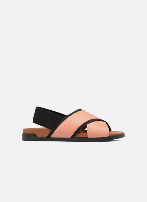 Sandales et nu-pieds Another Project Makeru Rose vue derrière