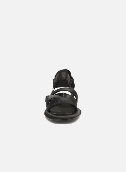 Sandales et nu-pieds Another Project Piruda Noir vue portées chaussures