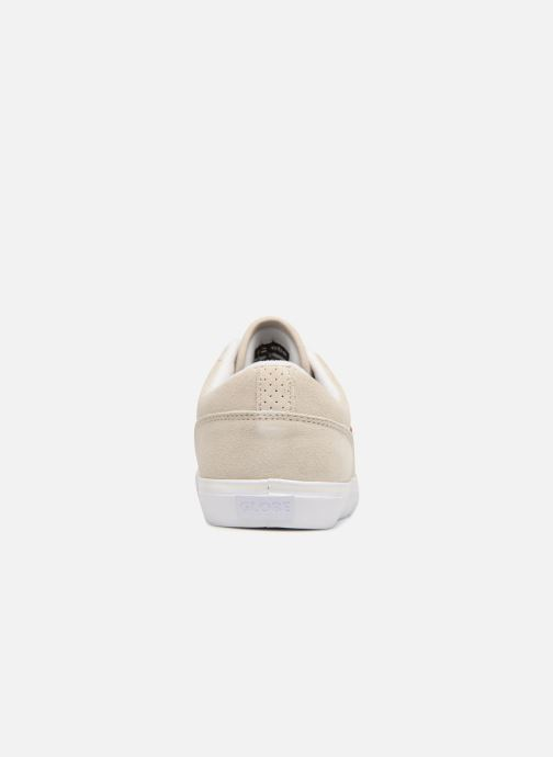 Trainers Globe Tribe Beige view from the right