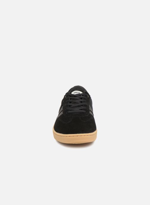 Baskets Globe Empire Noir vue portées chaussures