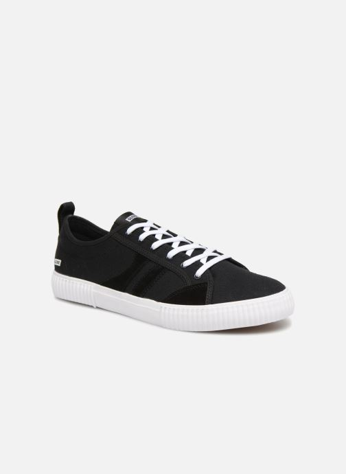 Sneaker Globe Filmore schwarz detaillierte ansicht/modell