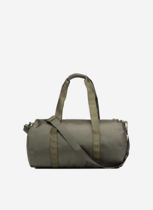 Sacs de sport Fred Perry Tonal Track Barrel Bag Vert vue face