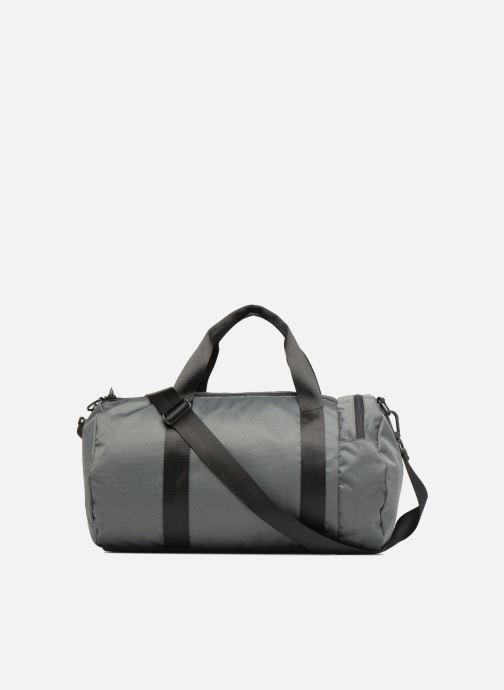 Sacs de sport Fred Perry Textured Weave Barrel Bag Gris vue face