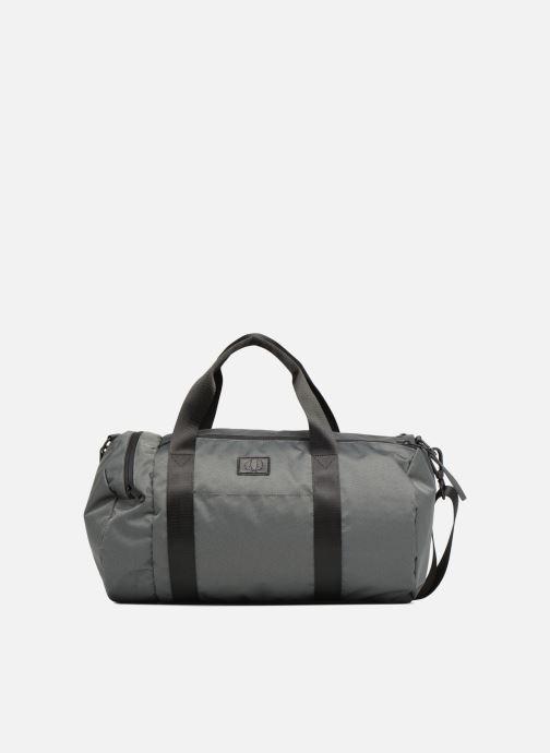 Sacs de sport Fred Perry Textured Weave Barrel Bag Gris vue détail/paire