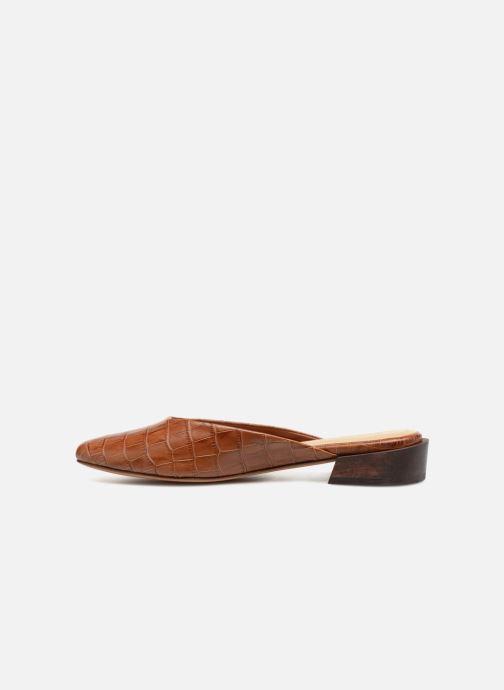 Clogs Giudicelli braun Mari Leblon 317874 amp; Flat Mule Pantoletten xHXqUwAf