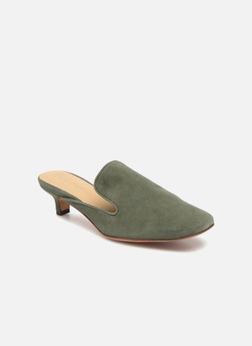 Clogs & Pantoletten Mari Giudicelli Betina Pump grün detaillierte ansicht/modell