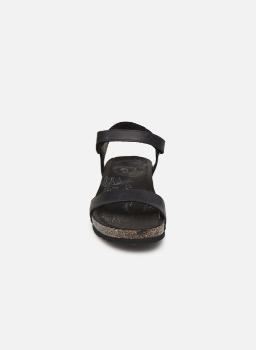 Sandalen Panama Jack Capri Zwart model