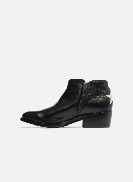 Bottines et boots Mexicana Crios Noir vue face