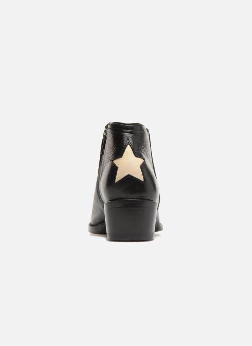Bottines et boots Mexicana Crios Noir vue droite