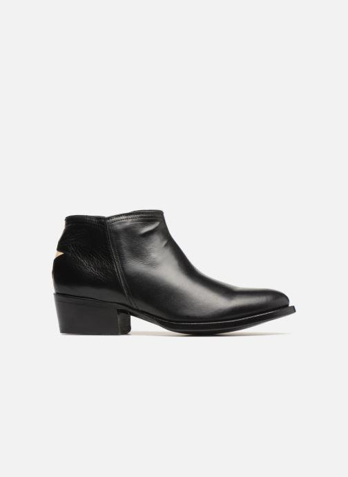 Bottines et boots Mexicana Crios Noir vue derrière