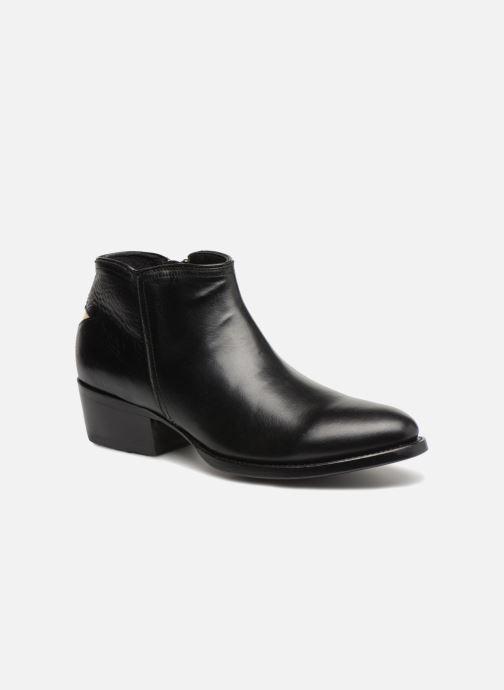 Bottines et boots Mexicana Crios Noir vue détail/paire