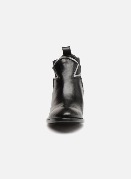 Bottines et boots Mexicana Polacco Noir vue portées chaussures