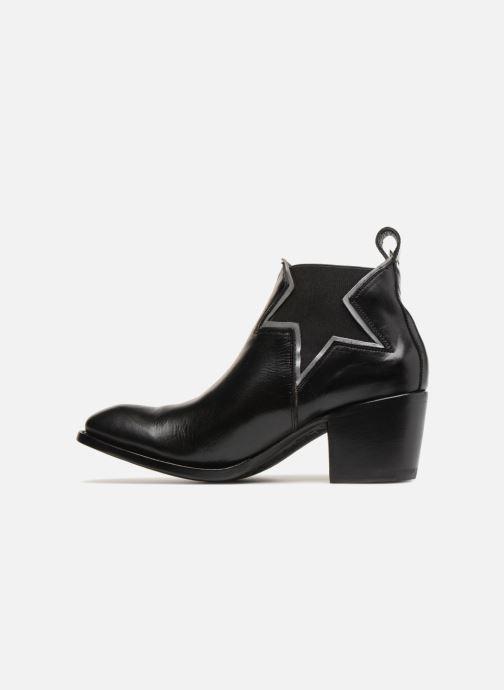 Bottines et boots Mexicana Polacco Noir vue face