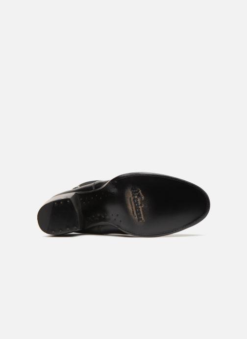 Bottines et boots Mexicana Polacco Noir vue haut