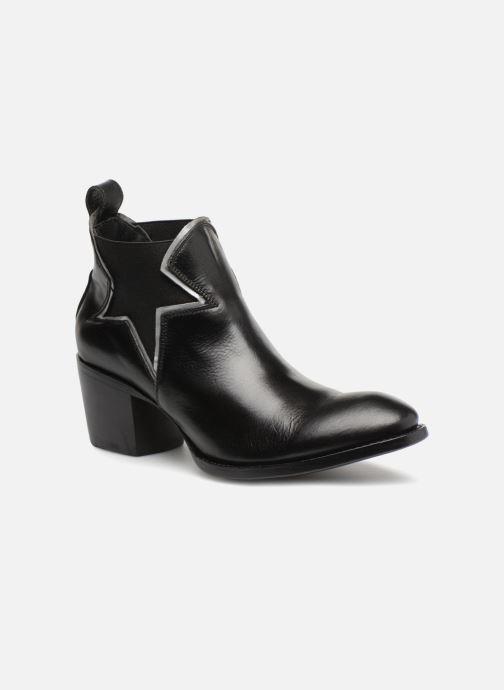 Bottines et boots Mexicana Polacco Noir vue détail/paire