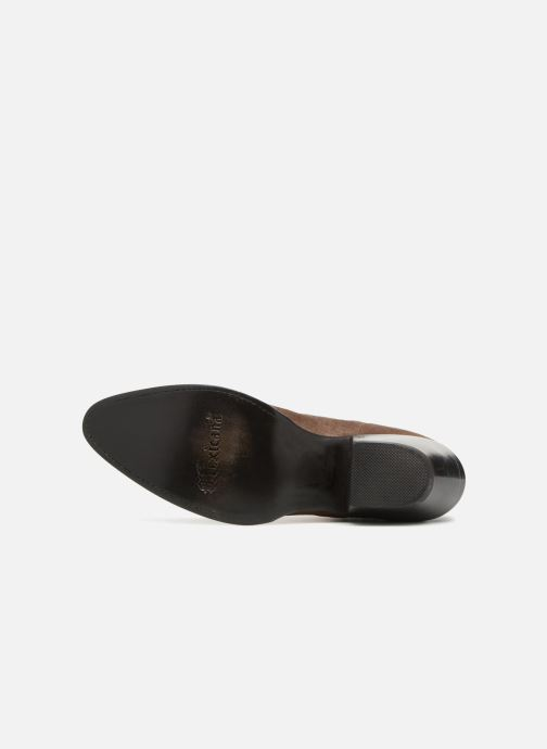 Boots en enkellaarsjes Mexicana Estudio Bruin boven