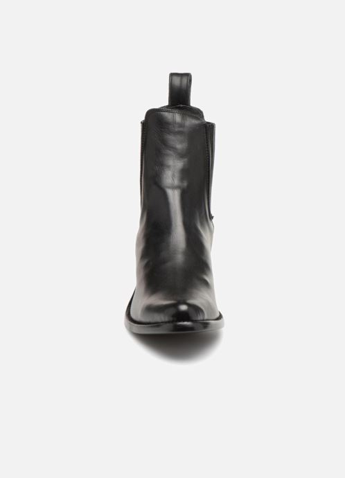 Stiefeletten & Boots Mexicana Estudio schwarz schuhe getragen