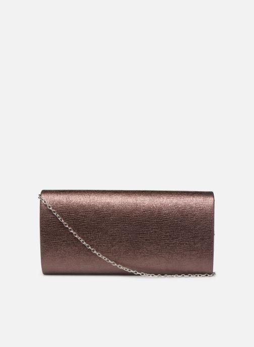 Handtaschen Tamaris Brianna Clutch Bag weinrot ansicht von vorne