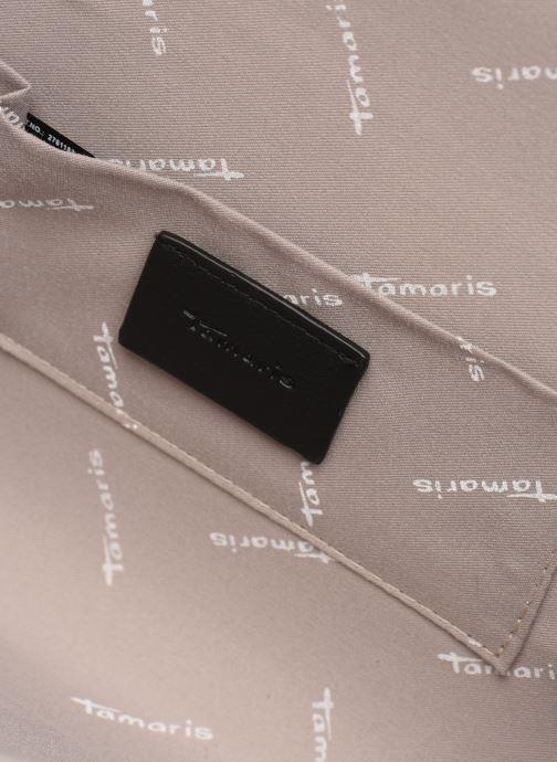 Håndtasker Tamaris Brianna Clutch Bag Bordeaux se bagfra
