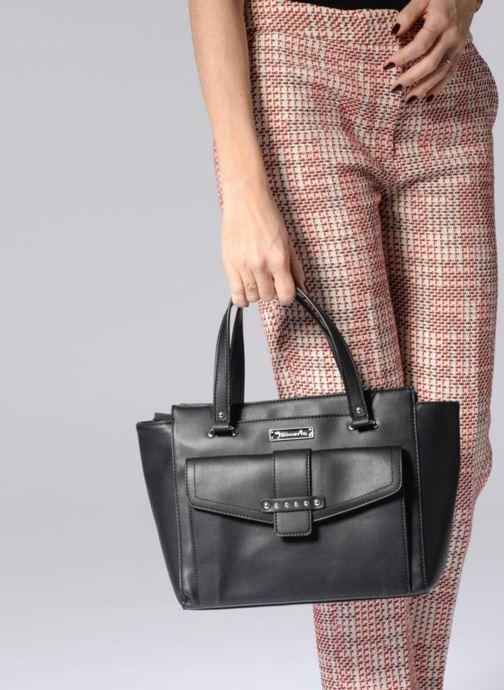 Sacs à main Tamaris Danila Handbag Gris vue bas / vue portée sac