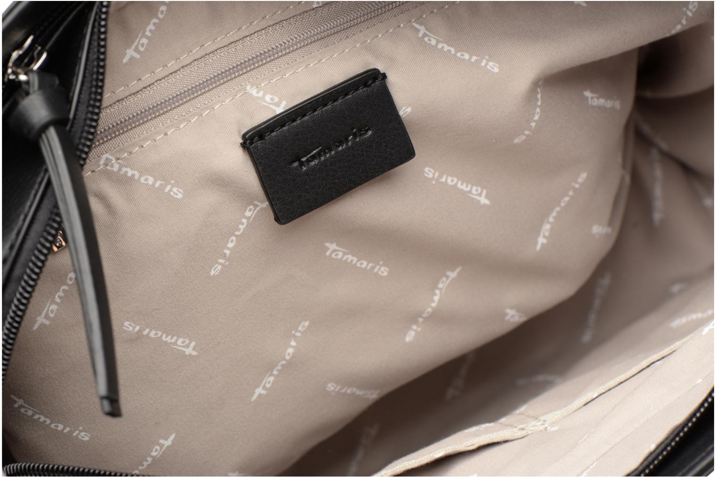 Handtassen Tamaris Danila Handbag Zwart achterkant